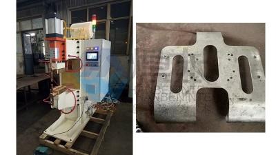 日照金马工业集团采购焊本中频点焊机