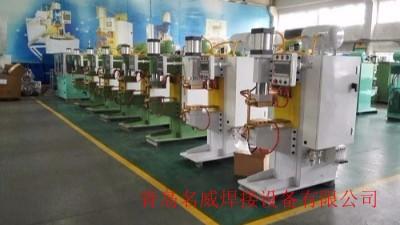 中频点焊机的日常维护及保养