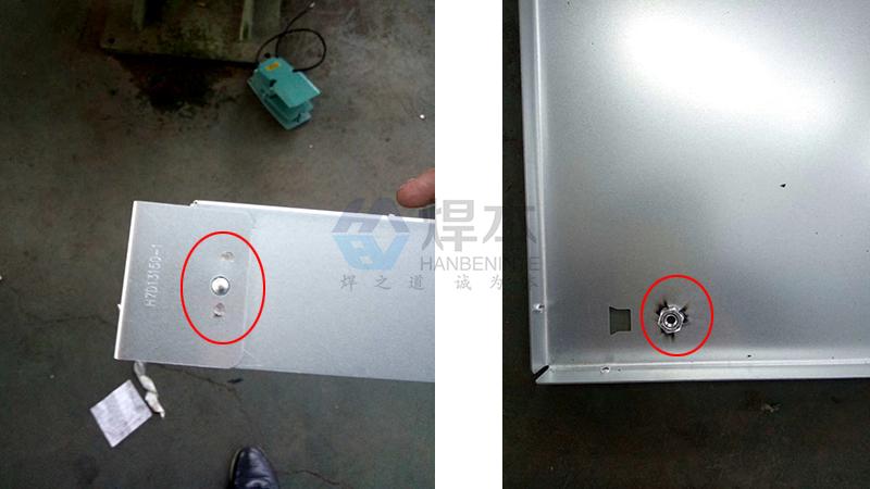 焊本镀锌板螺母点焊机