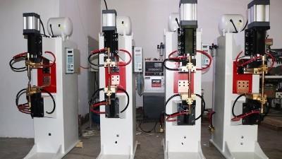 中频点焊机在我国汽车制造业应用中的优势
