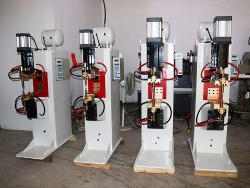 北汽新能源选择青岛焊本点焊机