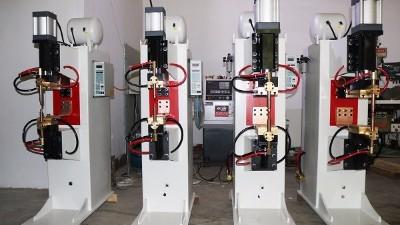 影响点焊机质量的工艺参数有哪些方面?