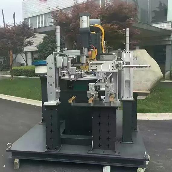 气弹簧自动点焊机