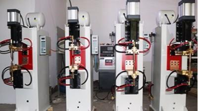 电阻焊控制技术发展轨迹