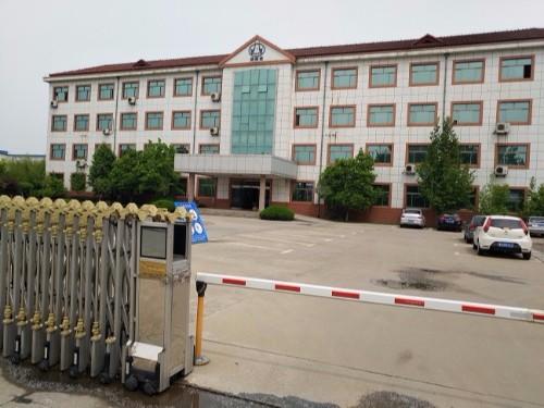 潍坊诸城某机械厂焊接滤清器选择焊本中频点焊机