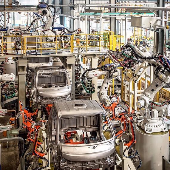汽车制造行业