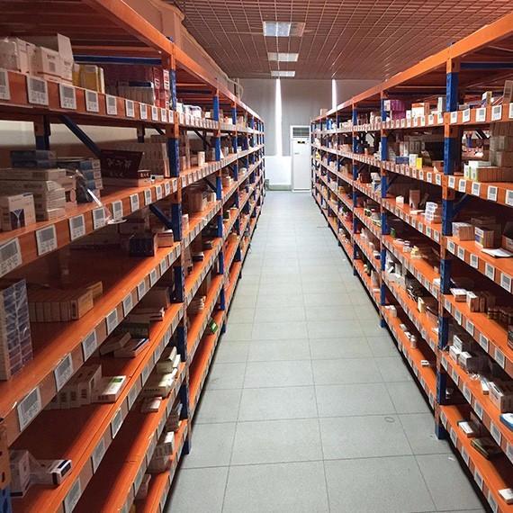 仓储货架制造行业