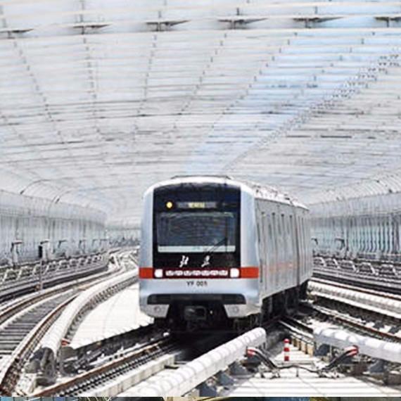 轨道交通制造行业