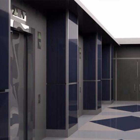 电梯门制造行业