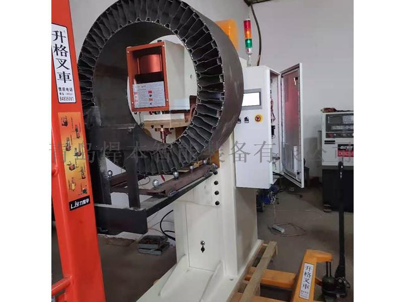 焊本挖掘机轮圈点焊机
