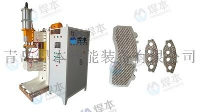 焊本定制钢背网20000J大功率储能焊机