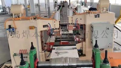 五菱汽车一级供应商选用焊本中频点焊机