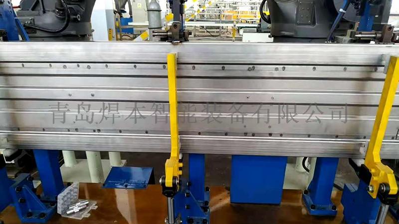 五菱车厢板滚焊样品