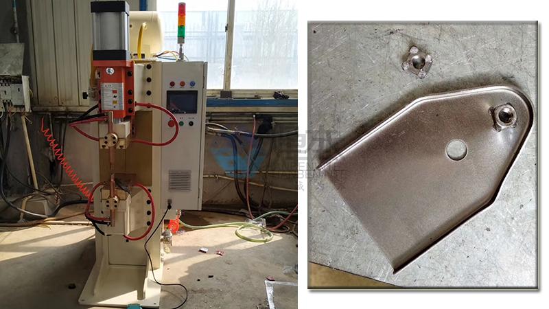 焊本潍坊调试中频点焊机1