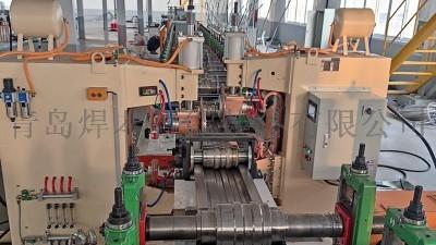 焊本为五菱汽车生产厂配置调试滚缝焊机