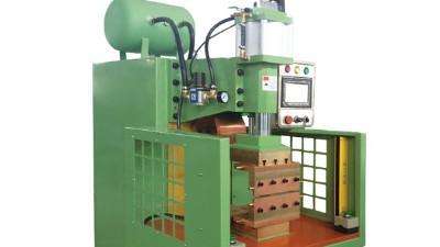 中频逆变直流点焊机的特点