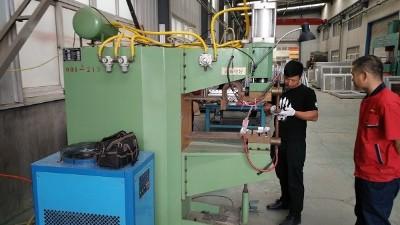 中频点焊机操作流程及使用注意事项