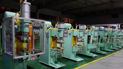 中频点焊机与工频交流点焊机相比有哪些优势