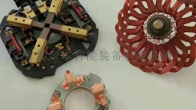 铜片铜线点焊样品2