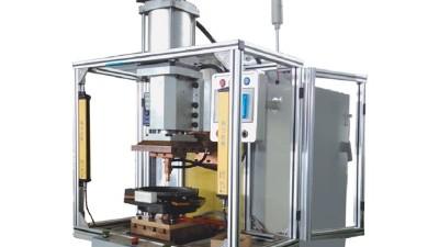 中频点焊机在工厂的实际应用