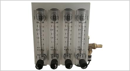 水流量调节计