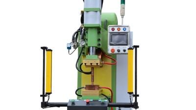 铝板点焊机在铝板焊接问题上的解决和应用