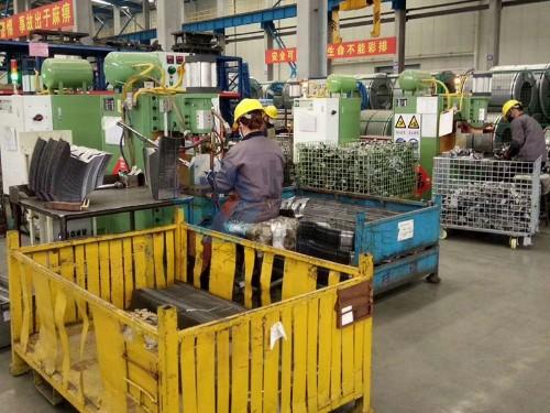 青岛客户安装调试焊本酸洗板螺母中频点焊机