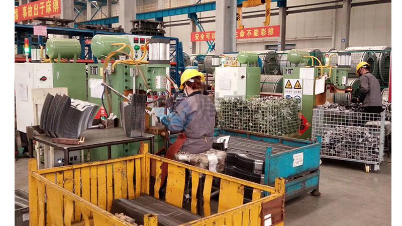 焊本酸洗板螺母点焊机2